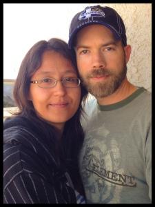 Katana and Jeremy Dufour