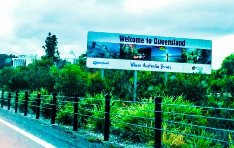Welcome to Queensland by michelle lunicke