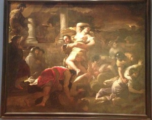 painting, Queensland Art Gallery, Luca Giordano