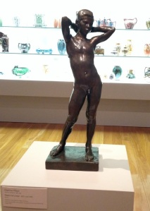 sculpture, Queensland Art Gallery, Daphne Mayo