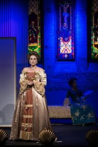 Salieri's Women, Michelle Lunicke, Elia Bosshard