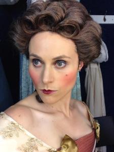 Teresa, Amadeus, Genesian Theatre, Michelle Lunicke