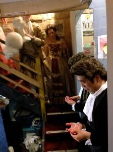 Michelle Lunicke, Amadeus, Genesian Theatre,